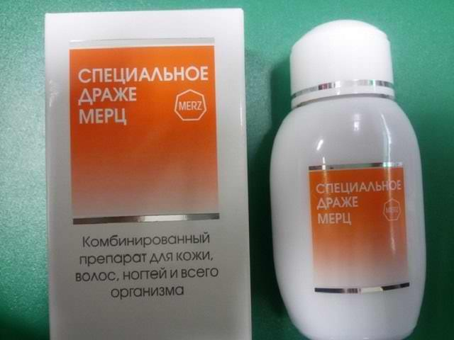 Препараты для ногтей и волос