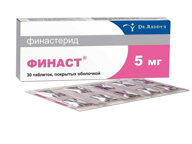 Финаст - эффективное средство при андрогенной алопеции у женщин