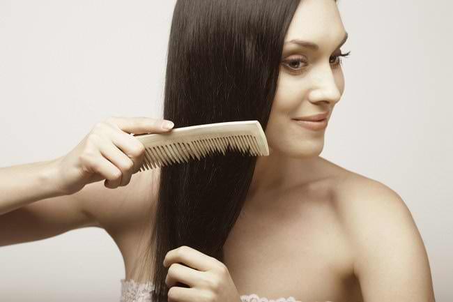 Волосы после масла розмарина