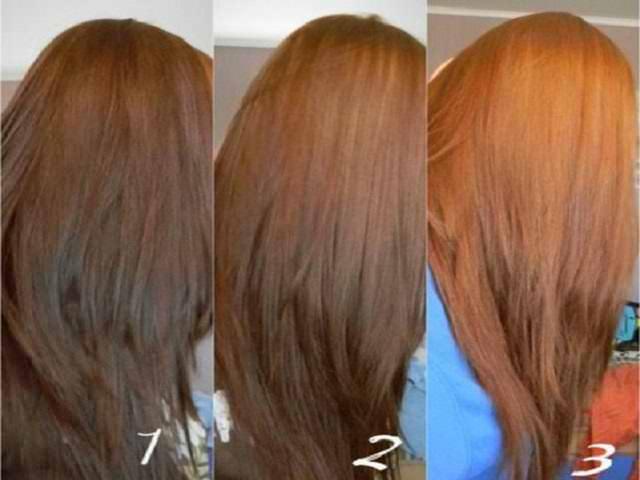 смывка волос домашними средствами