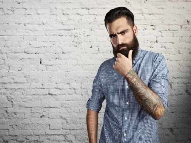 Волосы потерять бороду можно ли маслом