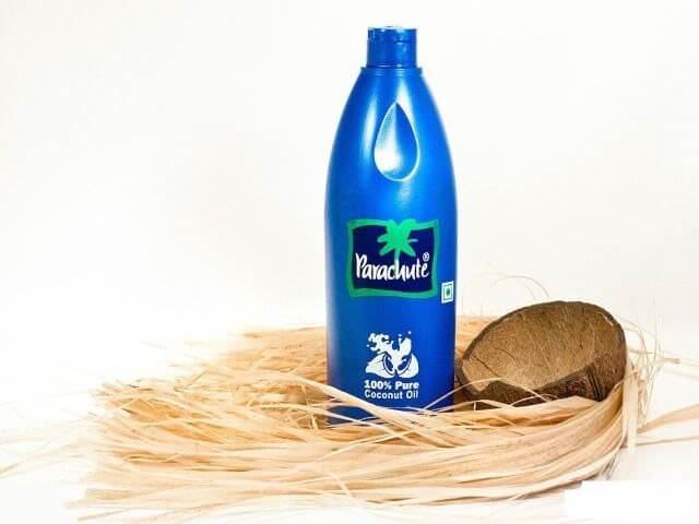 Кокосовое масло парашют применение для волос