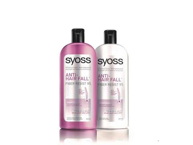 Шампунь с пиритионом цинка Syoss anti-dandruff control