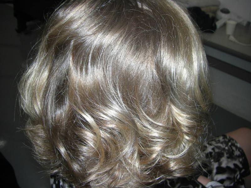 Тонирование волос дома отзывы