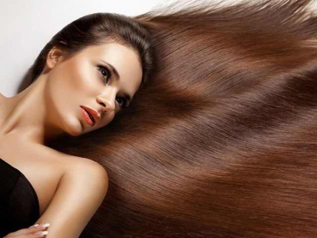 Как уксус влияет на волосы?