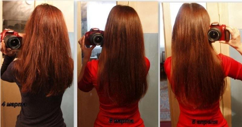 Маски перцовые для волос