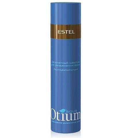 Безсульфатный увлажняющий шампунь Estel Aqua Otium