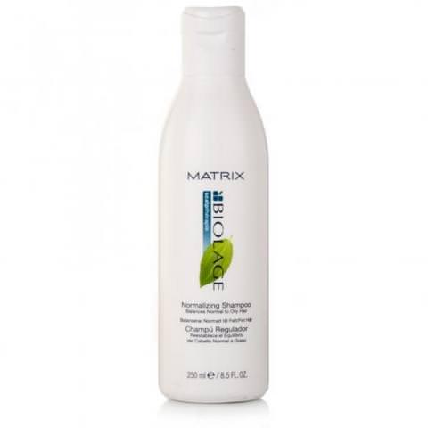 Безсульфатный шампунь matrix