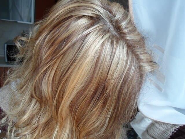 Все восстановленные волос