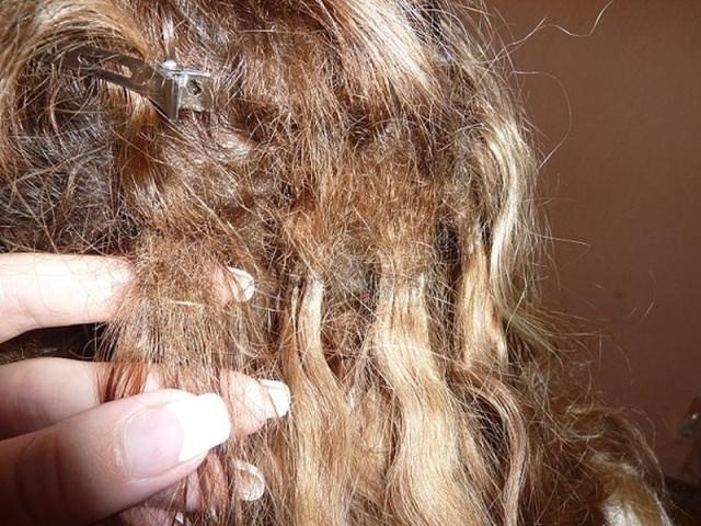 Чем можно расчесать волосы спутанные