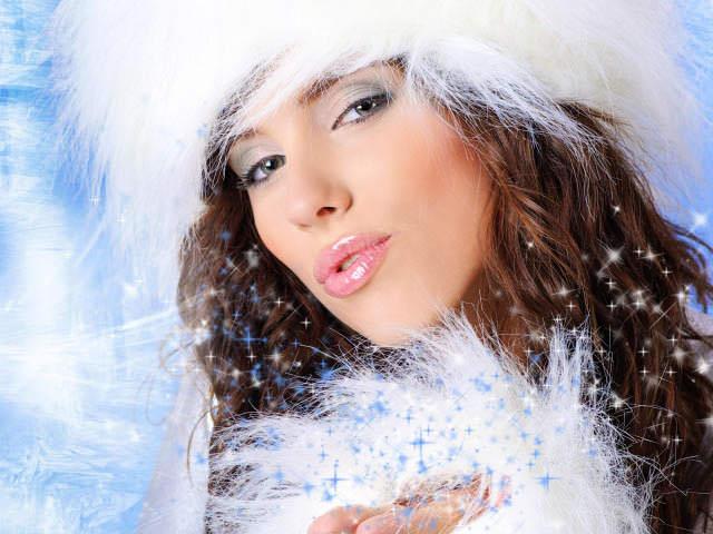 Уход за длинными волосами зимой