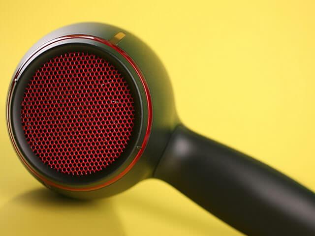 Фен со съемным воздушным фильтром