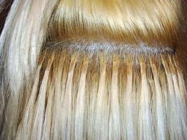 Все о наращивание волос