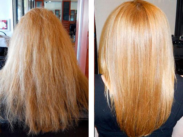 Минусы ботокса для волос
