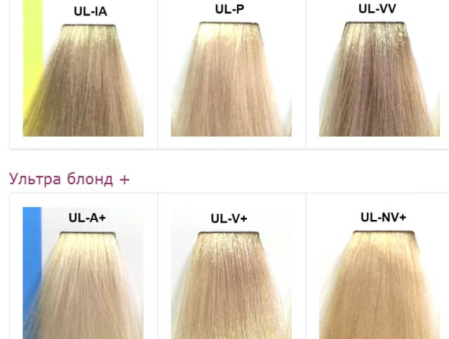 matrix ultra blonde