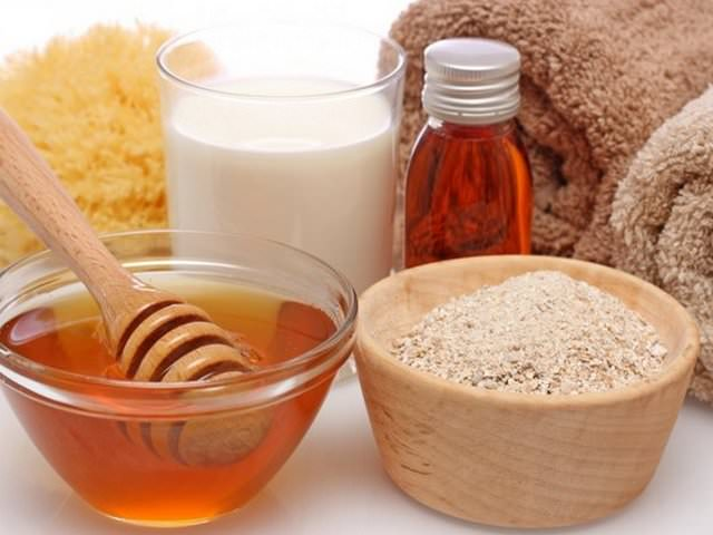 Ингредиенты для приготовления маски в домашних условиях