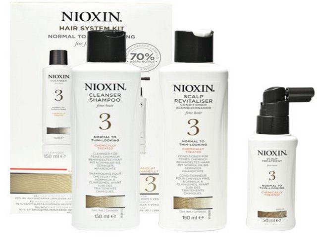 Косметика для волос nioxin отзывы