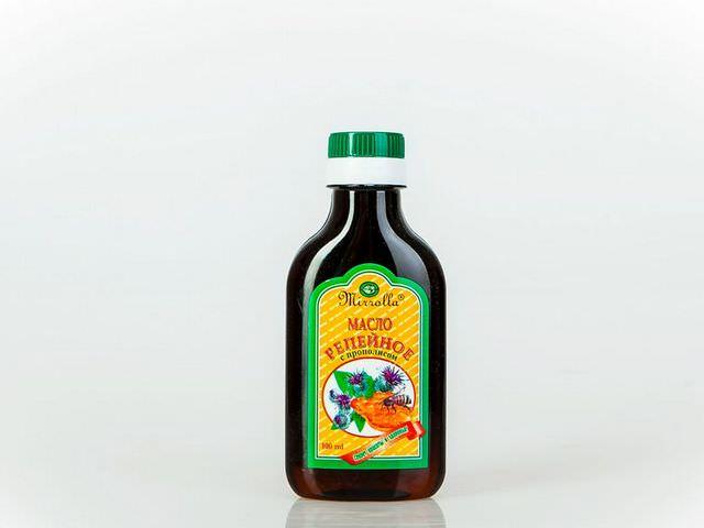 Флакон масла