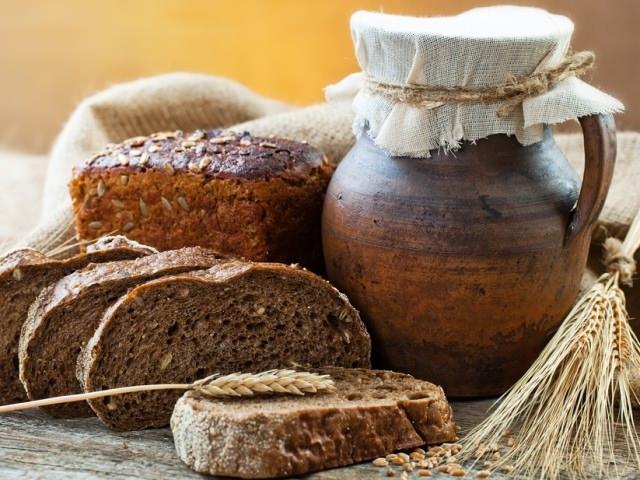 черный хлеб для волос