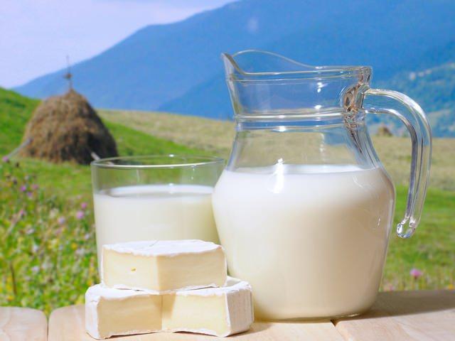 молоко для волос
