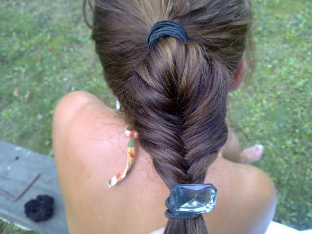 Механические повреждения волос