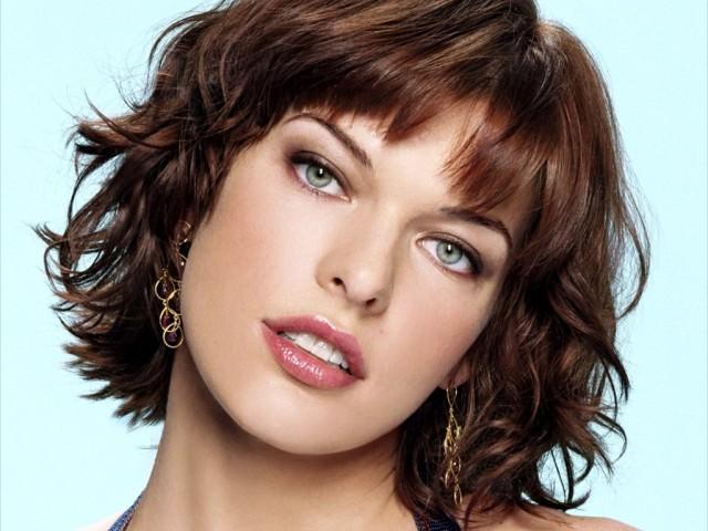 Стрижки с фото и названием женские для вьющихся волос