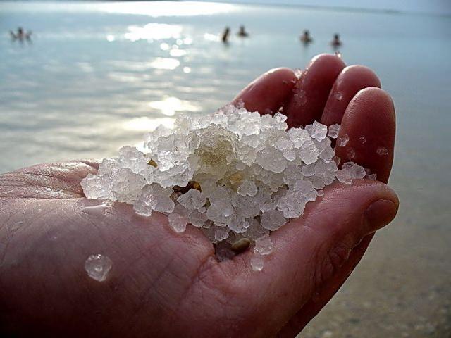 Морская соль для волос спрей самостоятельно
