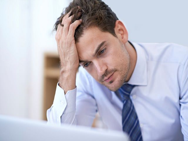 Какая главная причина потери волос у мужчин