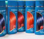 тоника для окраски волос