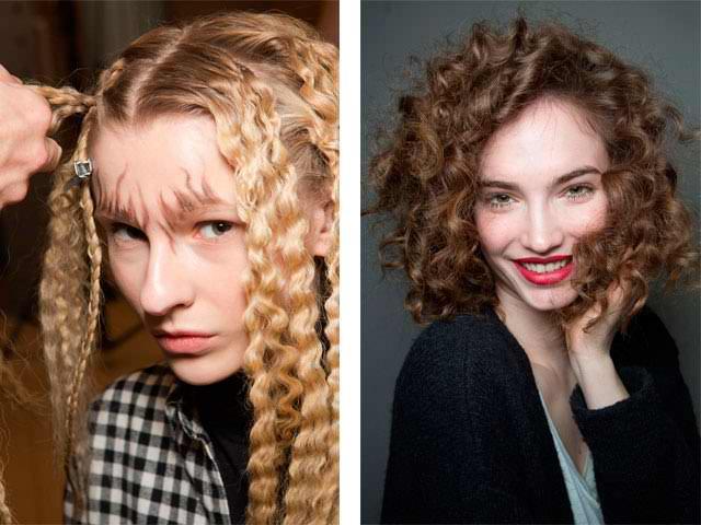 Как сделать волнистые волосы с помощью косичек 108