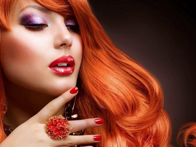 рыжие волосы снится
