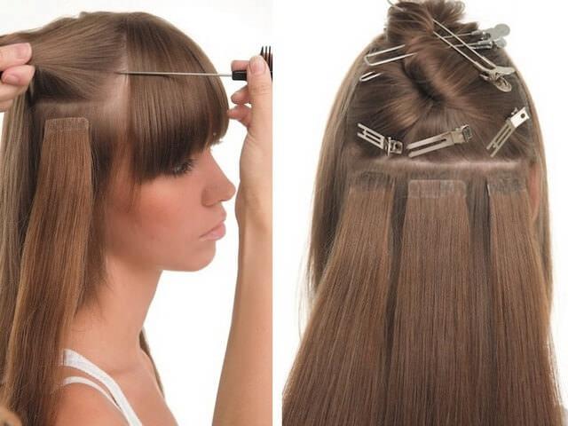 4 технологии наращивания волос