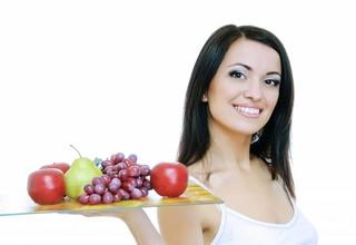 Питание при выпадении волос у женщин меню