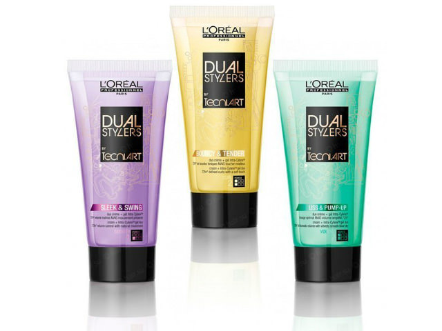Три вида мусса для укладки тонких волос от L'Oreal