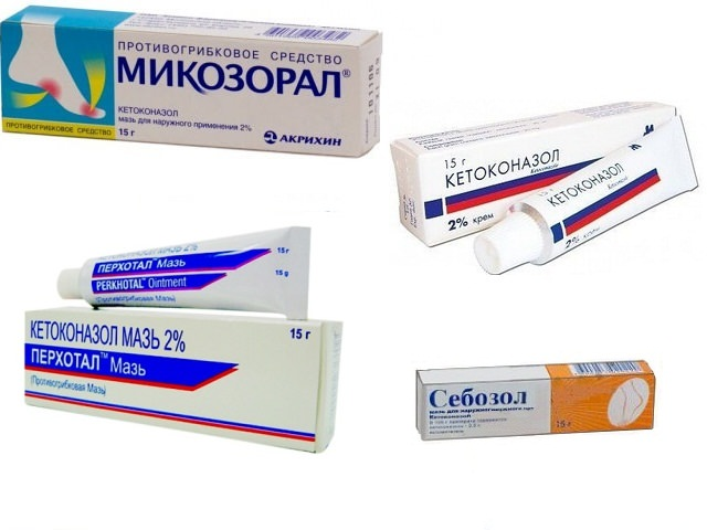 Мазь от перхоти - обзор лучших лекарственных средств