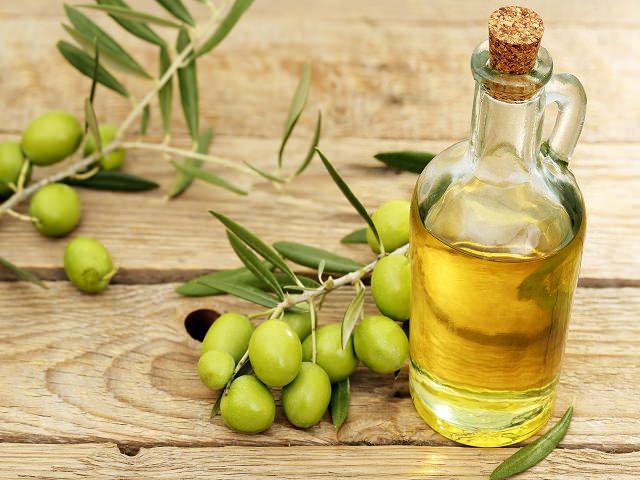 Оливковое масло для отращивания волос